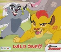 Brand New The Lion Guard Jumbo Coloring And Activity Book Disney Junior Kids