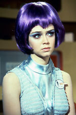 Gabrielle Drake Full Length Pose On Moonbase In Ufo 11x17 Mini Poster