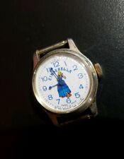 Vintage 1974 Bradley Time Divsion, Cinderella watch wind up, pre owned , No Band