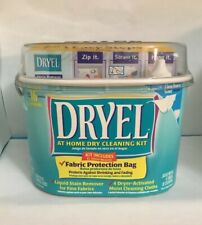 Dryel Starter Kit 4 Dryer Loads. Protects Against Shrinking And Fading.