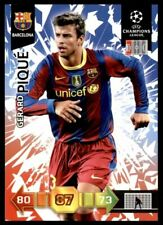 Panini Adrenalyn XL UEFA Champions League 2010/2011 FC Barcelona Gerard Pique
