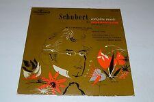 Schubert~Complete Music To Rosamunde~Hilde Rossel-Majdan~Dean Dixon~Westminster