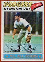 1977 Topps #400 Steve Garvey Near Mint+ Los Angeles Dodgers FREE SHIPPING