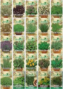 HERB SEEDS FRESH Top Quality.MANY VARIETES TO CHOOSE FROM Caper Anise thyme