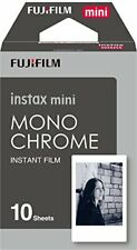 Fujifilm Instax Mini Monochrome Film - 10 Exposures