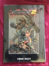 Fakk 2 Simon Bisley SEALED HEAVY METAL LIMITED EDITION Signed