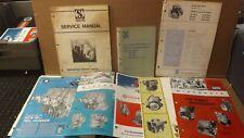 Sachs Hirth Rockwell Jlo Kohler Hatz Engine Brochure Service Manual Snowmobile