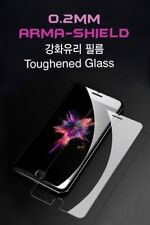 0.2mm Tempered Glass Screen Protector for iPhone (7, 7plus, 8, 8plus, X)