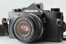 [Ex+++] Olympus OM-2N Black W/OM-S ZUIKO Auto-s 28mm F/3.5 Japan #224