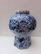 Fayence Vase 18/19 Jh. Niederlande