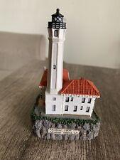 1999 Lefton Historic American Lighthouse Collection ~ Alcatraz ~ Ccm12282 Nib!