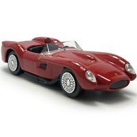 1:43 Classic Ferrari 250 Testa Rossa 1958 Model Car Diecast Toy Collection Red