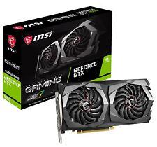 MSI GeForce GTX 1650 D6 GAMING Graphics Card, GDDR6, PCI-E x16, No SLI, 4K HDR