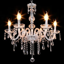 Modern Crystal Chandelier 6Ceiling Light Wall Fixture Ceiling Light Pendant Lamp