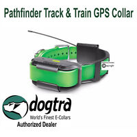 Dogtra Pathfinder GREEN GPS Track Train Collar ONLY  Pathfinder Trainer E-Collar