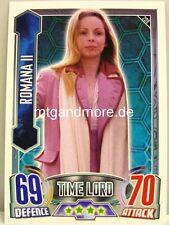 #209 Romana II - Alien Attax Doctor Who
