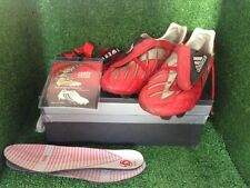 Adidas Predator Powerswerve PS CL leather Soccer Shoes F50+ spider Size 8,5 8 42
