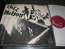 BILL NELSON Das Kabinet 1981 Cocteau UK original LP JC2 red noise new wave