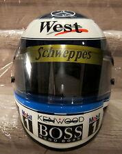 Mika Hakkinen-F1 Champion Bell Race Helmet West McLaren