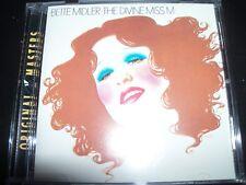 Bette Midler – The Divine Miss M (Australia) CD – Like New