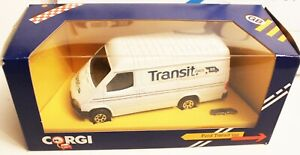 Corgi Premiums extremely rare 30 years of Ford Transit Promotional.