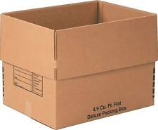 Packaging Wholesalers 24 x 18 x 18 Shipping Boxes, 32 ECT, Brown BS241818