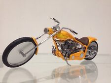 "Franklin/danbury mint harley davidson ""the lightningblade chopper custom bike"