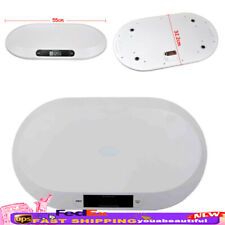 20kg/44lbs Baby Smart Tare Digital Scale Body Weight High Precision Lcd Display