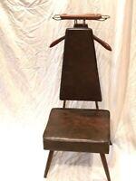 Men's valet butler chair