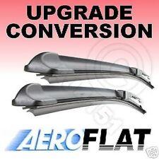 """LEXUS RX350 2007-2010 limpiaparabrisas AERO planos 26""""/22"""""""