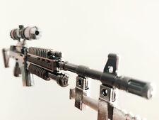 MINIATURE CF Gun Military Metal Mode FN FAL Keychain ring Ornaments Gifts U.S.A