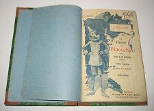 Collodi PINOCCHIO ill. Chiostri - Bemporad 1917