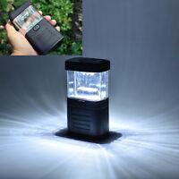 Portable Super Bright 11 LED Camping Tent Lantern Fishing Light Lamp Hiking、Nice