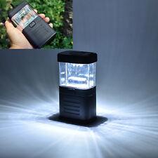 Portable Super Bright 11 LED Camping Tent Lantern Fishing Light Lamp Hiking TEBP