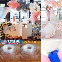 Balloon Arch Frame Kit Column Water Base Stand Wedding Birthday Party Decor USA
