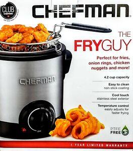 Deep Fryer Fry Guy by Chefman New