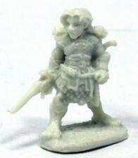 1 x DINGO  - BONES REAPER figurine miniature jdr rpg d&d halfling rogue 77403