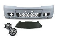 New Primed Front Bumper for Astra 5 Door 2007-2009 Van 2007-2013 VX239AJACN