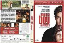 ABOUT A BOY UN RAGAZZO (2002) dvd ex noleggio