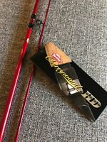 "Berkley Cherrywood HD 6'6"" Medium Casting Rod 8-17 Lb. Line"