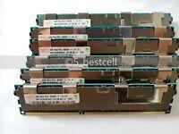 Hynix 4GB 8GB 16GB 32GB DDR3 PC3-8500R DIMM 1066 MHz 2RX4 ECC REG Server Ram lot