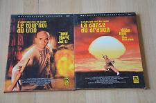 lot 2 DVD Il était une fois en Chine Vol 1 et 2 - Jet Li