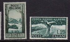 Italia República 1951 Fiesta de árboles MNH (031)