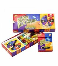 Jelly belly beans 3rd edition bean boozled spinner jeu + recharge box