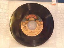 "KISS ""Beth"" ""Detroit Rock City"" 7"" Record Single 45 RPM"