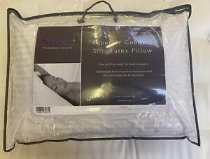 Relyon/Dunlopillo Superior Comfort Slim Latex Pillow