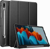 Case for Samsung Galaxy Tab S7 11'' 2020 T870 Tri-Fold Cover w/ Auto Wake/Sleep