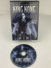 KING KONG 1933 CLASSIC DVD USED Tested good