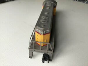 American Flyer Union Pacifiic S gage Diesel # 372