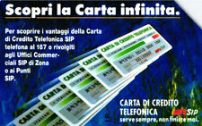 *G 129 C&C 1222 SCHEDA TELEFONICA CARTA INFINITA VARIANTE OCR SPOSTATO